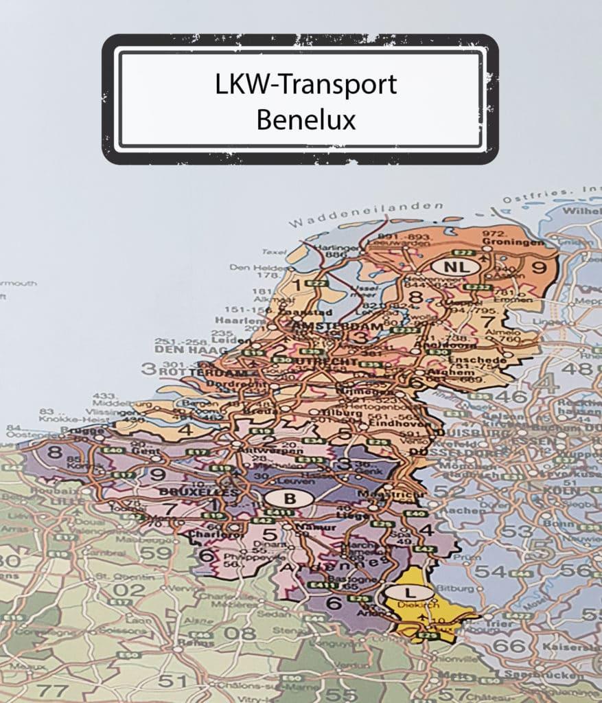 LKW-Transport-Benelux